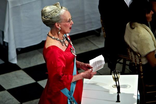 Королева Дании Маргарита отпраздновала свой 70-летний юбилей. Фоторепортаж. Фото: Schiller Graphics/Getty Images