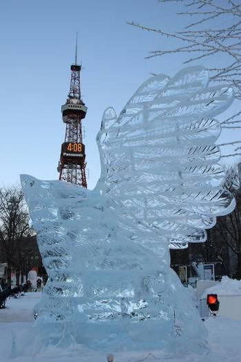 В городе Саппоро открылся 59 фестиваль снега Саппоро, который продлится до 11 февраля. Фото: Koichi Kamoshida/Getty Images