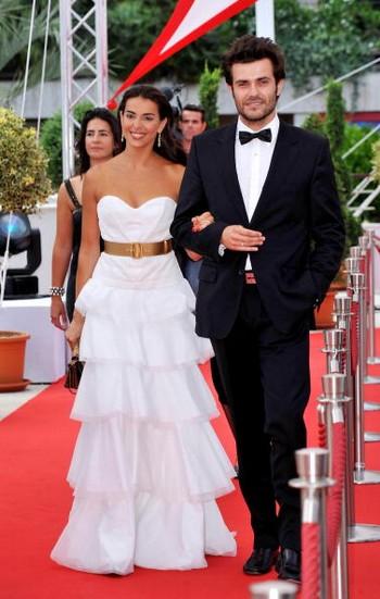 Зіркове вбрання на церемонії закриття телевізійного фестивалю 2010 в Монако. Фото: Pascal Le Segretain/getty Images