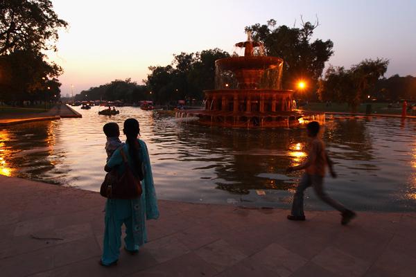 Дели, Индия. Фото: Cameron Spencer/Getty Images