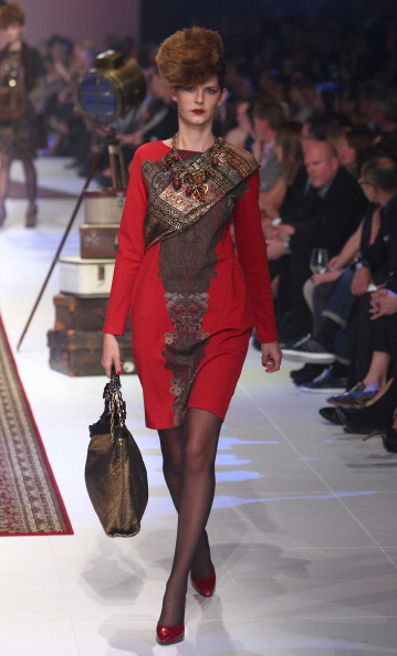 Щорічний фестиваль моди L'Oreal 2011 в Мельбурні: день 4. Фото: Marianna Massey/Getty Images