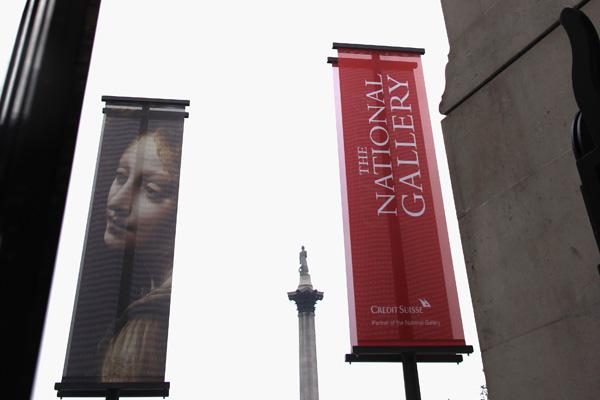 У Лондоні відкриється найбільша виставка робіт Леонардо да Вінчі. Фото: Dan Kitwood / Getty Images