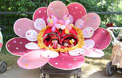 У Києві оберуть креативну дитячу коляску. Фото: kievpress.net