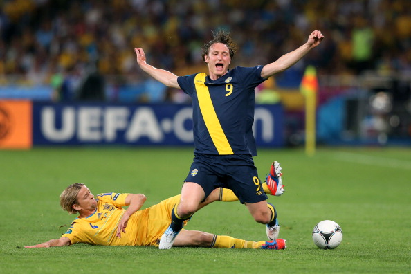 Украина — Швеция Фото: Laurence Griffiths, Martin Rose /Getty Images Sport