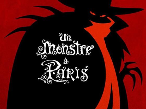 Мультфильм «Монстр в Париже»