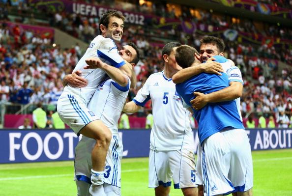 Греция — Россия Фото: Shaun Botterill, Michael Steele /Getty Images Sport