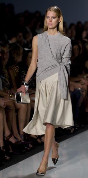 Колекція від Michael Kors Весна 2010. Фото: emal Countess/getty Images
