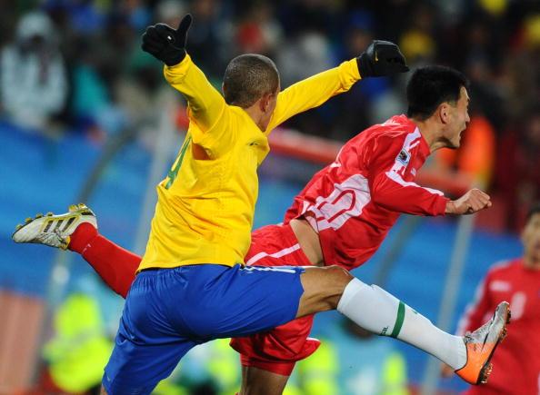Бразилія - КНДР Stuart Franklin, Phil Cole, Richard Heathcote /Getty Images Sport