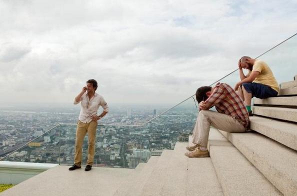 Кадр з фільму «Похмілля 2: із Вегаса в Бангкок»