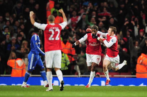 Арсенал - Челси Фото: Shaun Botterill /Getty Images Sport
