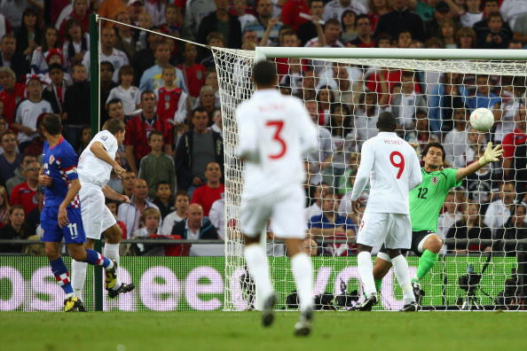 Англии – Хорватия фото:Shaun Botterill,Michael Regan - The FA /Getty Images Sport