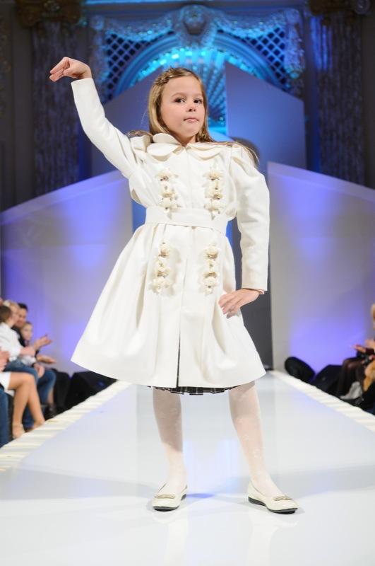 Перша колекція дитячого одягу від HELENBER. Фото: Володимир Бородін/Велика Епоха
