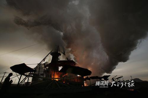 Экономическое развитие Китая наносит невосполнимый ущерб экологии. Фото с epochtimes.com