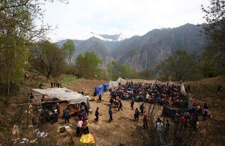 Традиционная тибетская свадьба. Фото: China photos/ Getty image