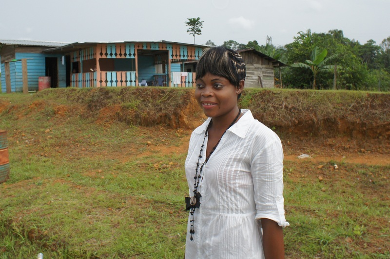 Жінка в перуці. Фото: Олександр Африканець