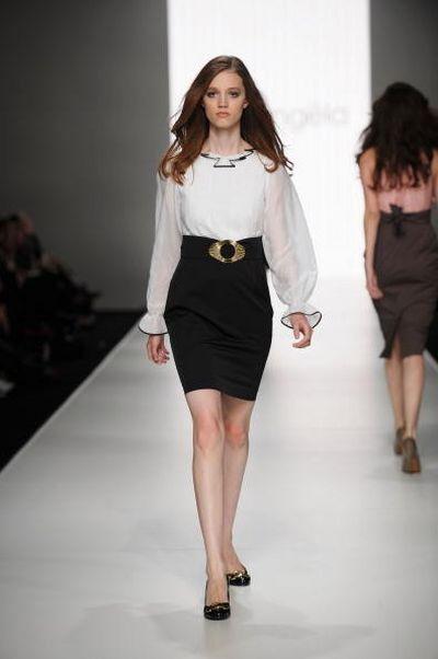 Колекція одягу від дизайнера Nicolangela. Фото: Gaye Gerard/Getty Images
