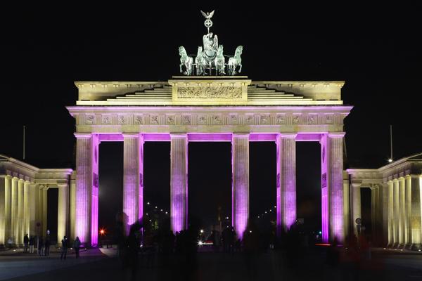 Бранденбурзькі ворота. Фото: Andreas Rentz / Getty Images