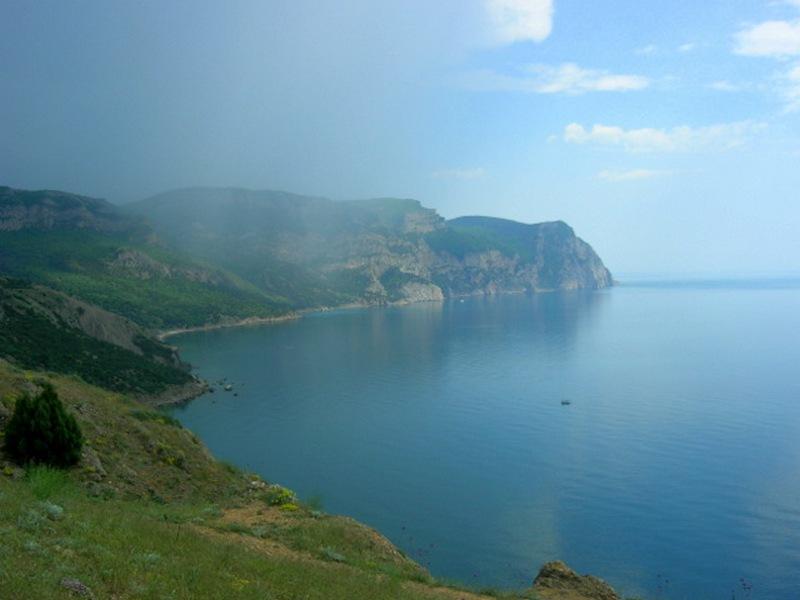 Вид на мыс Айя, Балаклава. Фото: Алла Лавриненко/Велика Епоха