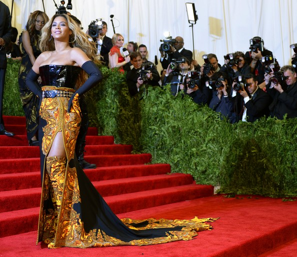 Певица Бейонсе Ноулз (Beyonce Knowles). Фото: TIMOTHY A. CLARY/AFP/Getty Images