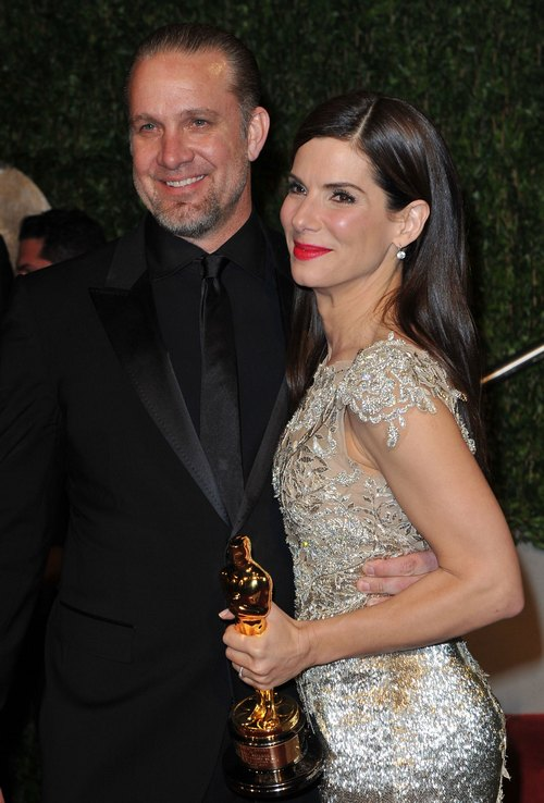 Сандра Баллок і Джессі Джеймс, фото Pascal Le Segretain/Getty Images.