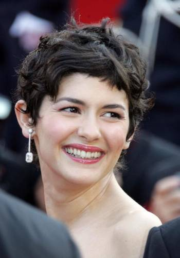 Одри Тоту / Audrey Tautou. Фото: FRANCOIS GUILLOT/AFP/Getty Images