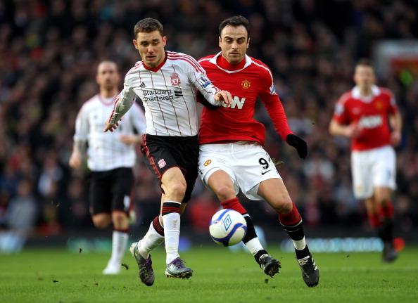 Манчестер Юнайтед - Ліверпуль Фото: Getty Images Sport