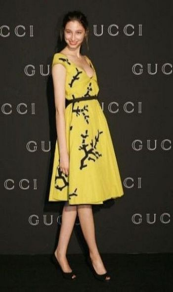 Колекція GUCCI. Сезон весна-літо 2008. Фото: Getty images