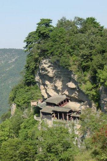 Даоський храм. Гори Уданшань. Фото: The Epoch Times