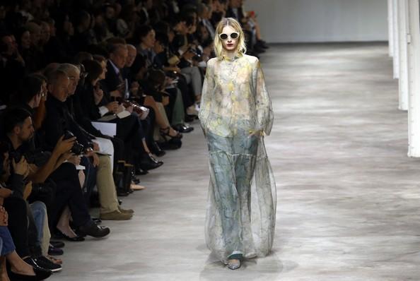 Dries van Noten на Парижской неделе моды. Фото: PIERRE VERDY/AFP/GettyImages