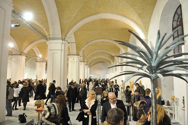 Большой скульптурный салон открылся в Киеве 17 февраля 2011 года. Фото: Владимир Бородин/The Epoch Times Украина
