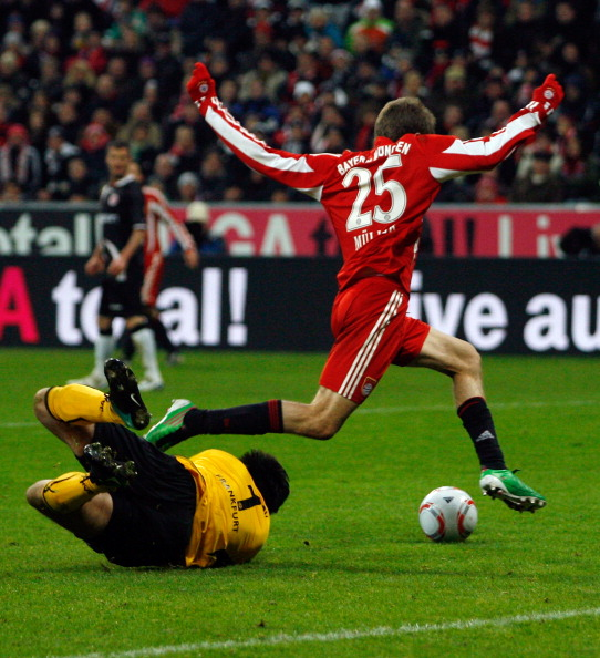 Баварія - Айнтрахт Фото: Alexandra Beier /Getty Images Sport