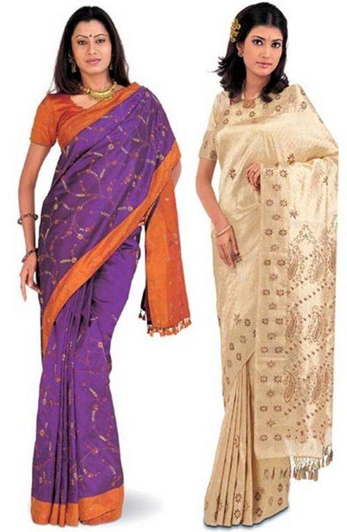 Сари - прошедший через века символ элегантности.Фото: www.indostan.ru