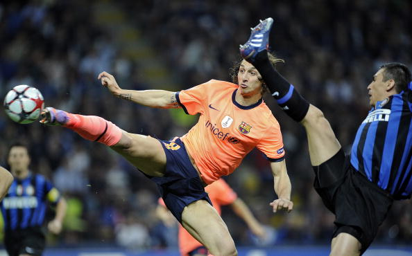 Интер - Барселона фото:Julian Finney,Claudio Villa /Getty Images Sport