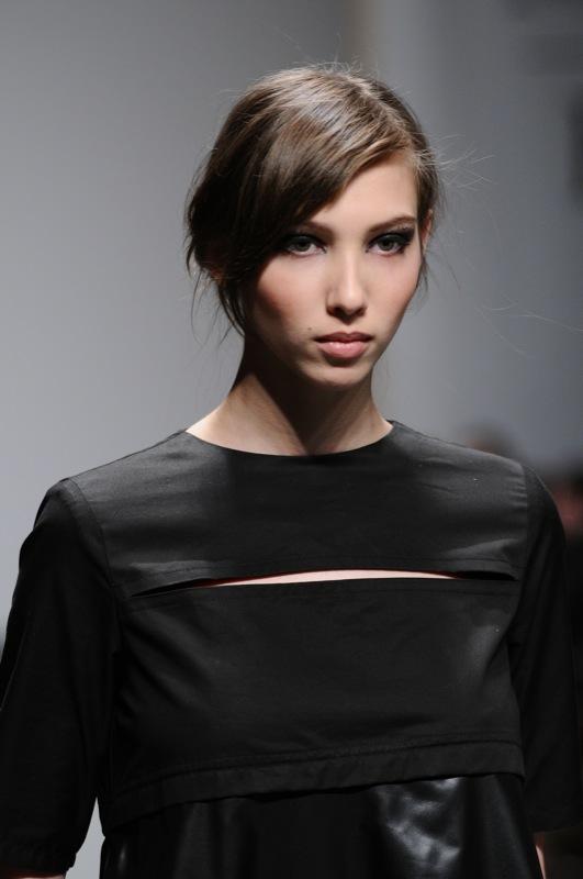 Показ жіночого одягу PASKAL на Mercedes-Benz Kiev Fashion Days. Фото: Володимир Бородін/The Epoch Times Україна