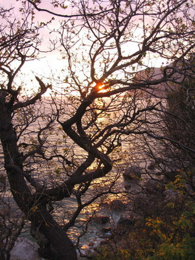 Крым. Морской пейзаж. Фото: Ирина Рудская/The Epoch Times