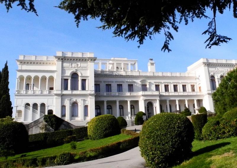 Лівадійський палац. Фото: Алла Лавриненко/Велика Епоха