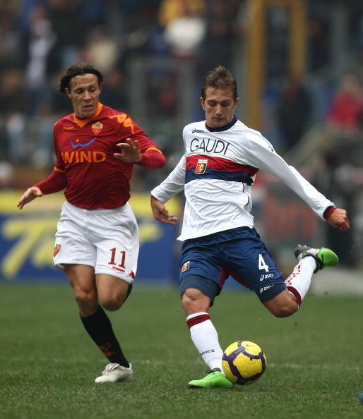 «Рома» — «Дженоа» фото:Paolo Bruno /Getty Images Sport
