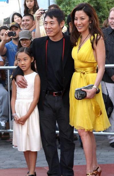 Джет Лі на презентації «Мумії». Фото: Frederick M. Brown / Getty Images Entertainment
