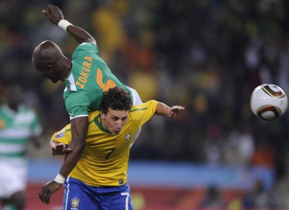 Бразилія - Кот-д'Івуар Фото: Richard Heathcote, Phil Cole /Getty Images Sport