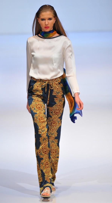 Тиждень моди Kuala Lumpur Fashion Week 2013. Фото: MOHD RASFAN/AFP/Getty Images