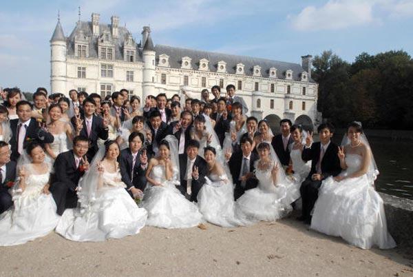 В Китае стоимость свадьбы за 30 лет подорожала в 46 раз. Фото: Getty Images