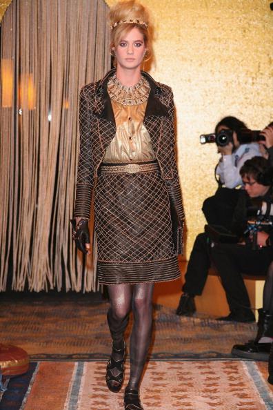 Презентація колекції під час Шанель Metiers d''art Fashion Show у Парижі (2). Фото Julien M. Hekimian/getty Images