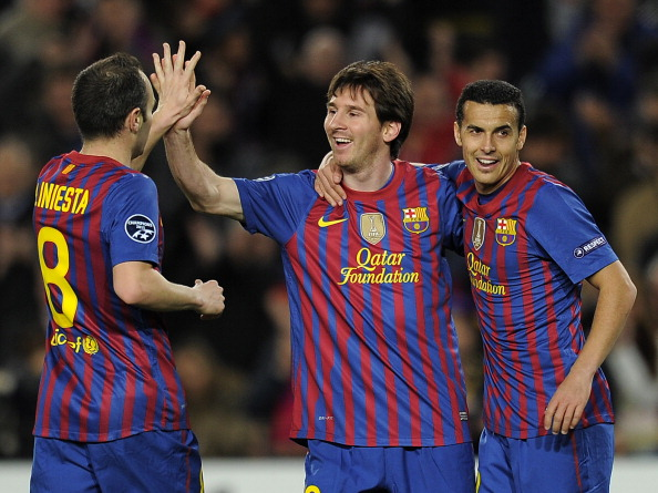 «Барселона» – «Байер» Фото: Jasper Juinen, David Ramos /Getty Images Sport