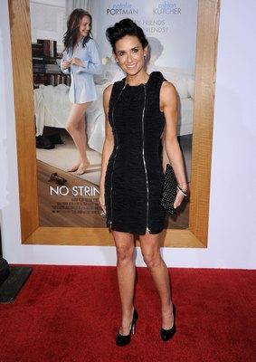Демі Мур на прем'єрі романтичної комедії «Більше ніж секс». Фото: Frazer Harrison/Getty Images