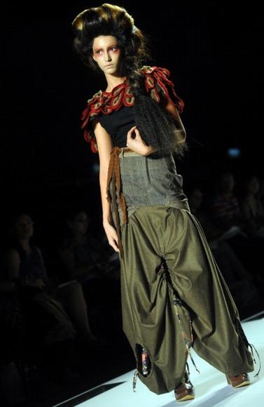 Колумбийская неделя моды Colombiamoda. Фото: Getty Images