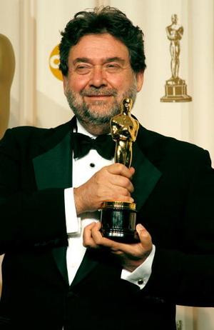 Гильермо Наварро получил Оскар за Лучшую работу оператора в мексиканской ленте Лабиринт фавна, которая стоит на втором месте по количеству наград. Фото: ROBYN BECK/AFP/Getty Images