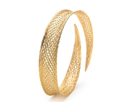 Шикарные золотые браслеты. Фото с epochtimes.com