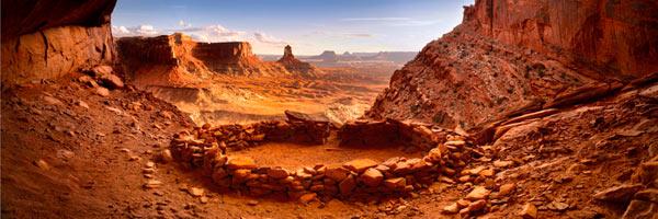 Большой наземный грот древних Анасази. Фото: epochtimes.com