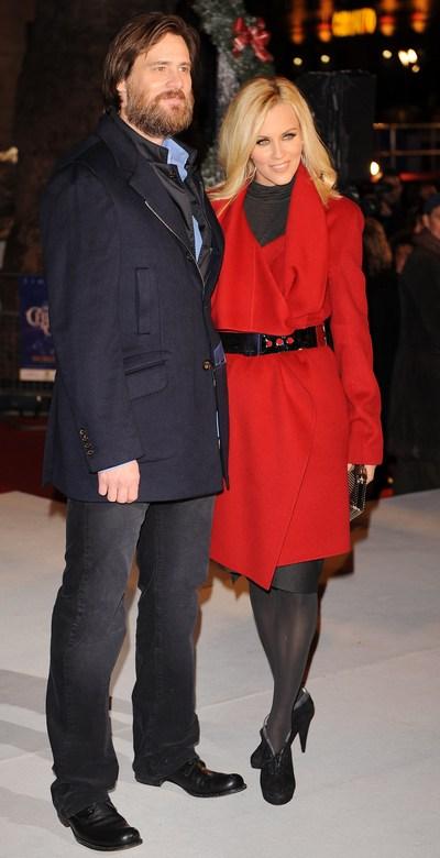 Дженні Маккарті й Джим Керрі, фото Ian Gavan/Getty Images for Disney