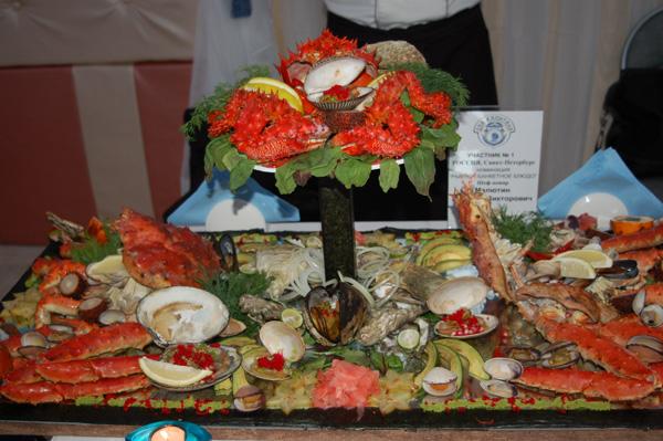 Соревнования по поварскому искусству прошли в рамках чемпионата «Золотая кулина-2009». Фото: Ирина Оширова/The Epoch Times